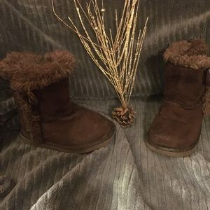 Size 5 Air Walk Baby Boots
